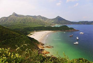 6天徒步全球最美步道之一香港麦理浩径(6日行程)