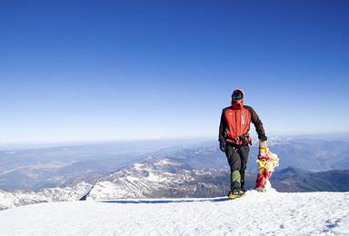 技术山峰攀登 挑战云南哈巴雪山(4日行程)