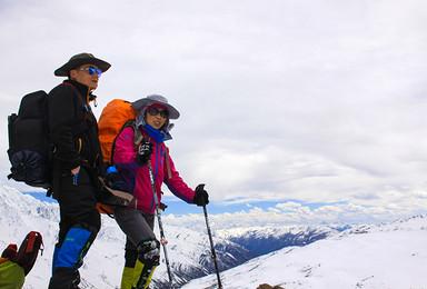 全年计划 贡嘎雪山全线徒步穿越 贡嘎转山(7日行程)