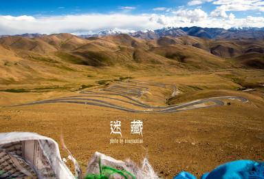 阿里大北线 冈仁波齐 转山 一错再错 40冰川(15日行程)