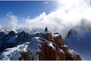 山脊之谜 年保玉则 攀登计划(8日行程)
