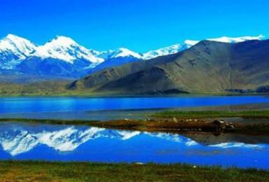 18年南疆 环塔克拉玛干沙漠绿洲民俗 帕米尔高原(12日行程)