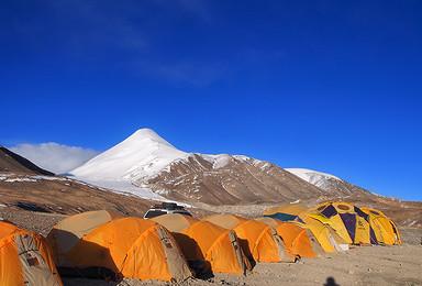 艾尚峰探险2018玉珠峰攀计划(7日行程)
