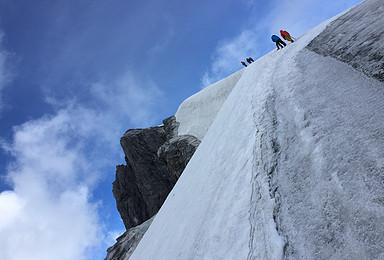 云上哈巴领航哈巴雪山常年攀登地接计划(3日行程)