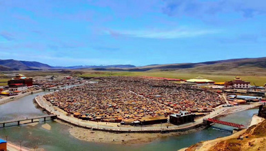 藏地秘境佛国天堂 亚青 德格 色达朝圣祈福之旅(9日行程)
