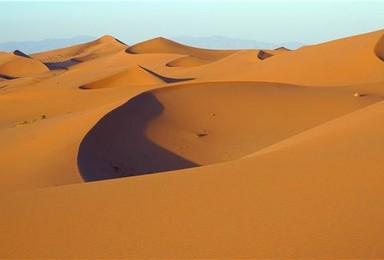 大漠色彩之旅 2018年腾格里沙漠轻装徒步(5日行程)