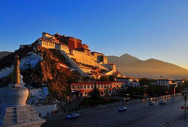 大美藏东南 雅江大峡谷 羊卓雍措 桑耶寺 雍布拉康 巴松措(7日行程)