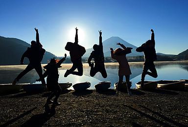 2019年元旦 我们去富士山跨年 去长野滑雪(5日行程)