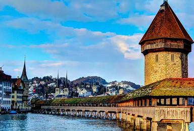 云游仙境 法国 德国 瑞士3国(10日行程)