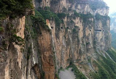八百里巍巍太行绝壁雄心 登顶王莽岭 探访悬崖上的村庄郭亮村(4日行程)