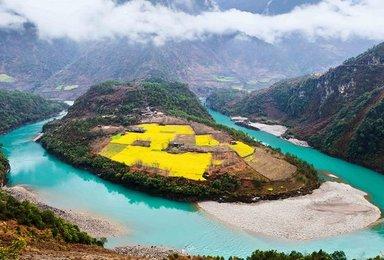 大环线 开启三江并流之旅 穿越怒江大峡谷 不走回头路(8日行程)