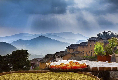 歙县 摄影师的宠地 阳产土楼和坡山村(3日行程)
