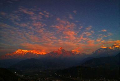 尼泊尔ABC 徒步者的天堂 世界十大徒步路线之一(12日行程)