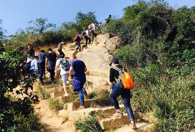 苏州徒步经典线路 穿越灵树线 初级驴友毕业线(1日行程)