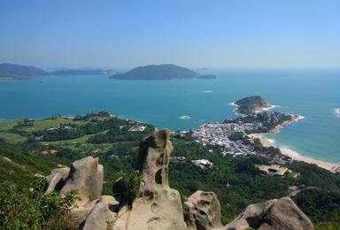 香港港岛第八径至美龙脊线 石澳古村徒步(1日行程)