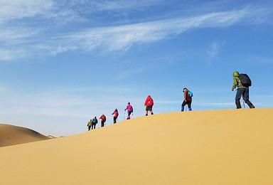 远征腾格里 沙漠五湖连穿(4日行程)