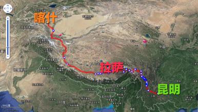 2018新藏线的惊奇 穿越无人区 定制计划(12日行程)