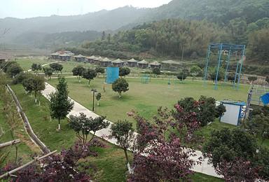 长沙玫瑰园农庄游(1日行程)