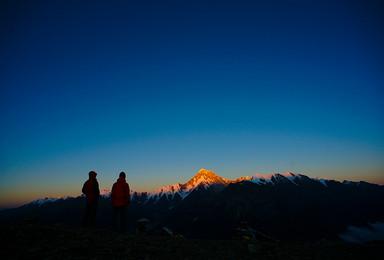贡嘎雪山 5588米那玛峰 1比2协作加装备(6日行程)