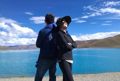 川藏南线 稻城亚丁 拉萨 羊湖(10日行程)