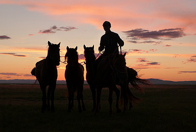 让心灵彻底放松的呼伦贝尔草原之旅(7日行程)