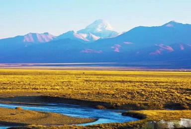 拉萨林芝鲁朗林海雅鲁藏布大峡谷拉姆拉措羊湖珠峰大本营纳木错(9日行程)