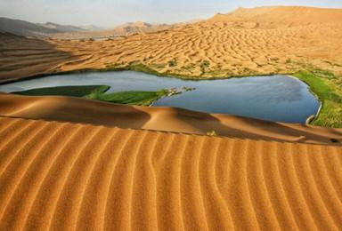 大漠传奇夏季版(11日行程)