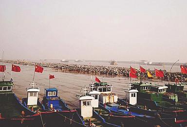 坐渔船 看大海 徒步距离上海最近的生态岛 大洋山岛(1日行程)