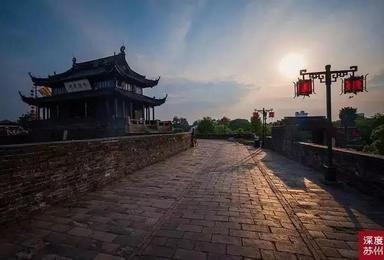 趣味旅行 5月19日   环苏州古城徒步(1日行程)
