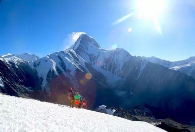 5000M级 那玛峰攀登计划(7日行程)