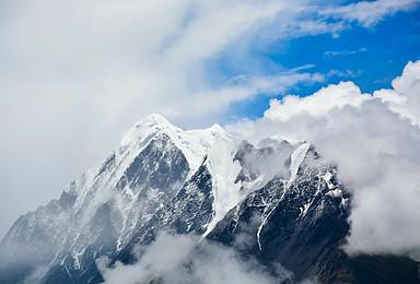 2018贡嘎雪山 那玛峰5588米 1比2协作 加装备(6日行程)