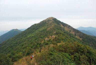 广州出发从化天堂顶爬山 登广州第一峰 海拔1210米(1日行程)