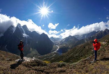 珠峰东坡嘎玛沟徒步 高品质 轻装体验(13日行程)