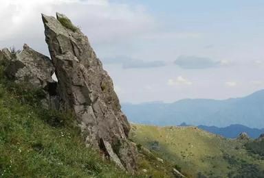 每周末发团 爬山 登顶灵山 征服北京最高峰(1日行程)