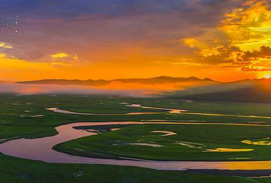 漠河 呼伦贝尔8日深度游(8日行程)