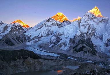 尼泊尔珠峰南坡环线 EBC 徒步 可定制(14日行程)