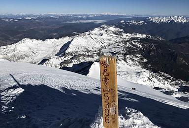 2018年云南哈巴雪山5000m级攀登计划 定制路线(5日行程)