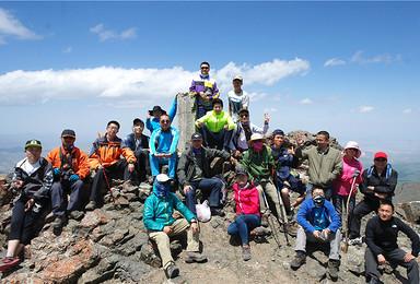 5月12日 邀您登海拔3540米的南山第一峰 萨拉达万(1日行程)