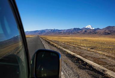 自驾大环线  丙察察  新藏线  穿越滇藏新青甘川行(25日行程)