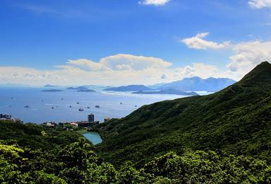 香港露营 品茶 烧烤 享受阳光与魅力海滩(2日行程)