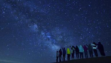 腾格里丨沙漠露营数星星 这有你要的自由和浪漫(3日行程)
