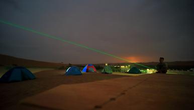 高端沙漠线路 走进腾格里 夜宿星空下(2日行程)