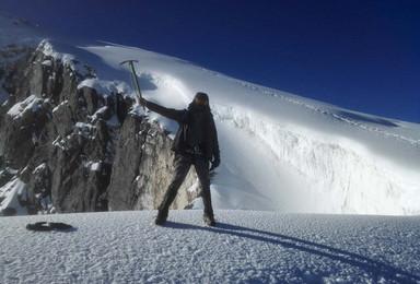2018哈巴雪山 入门级技术型山峰攀登  4日行程(4日行程)