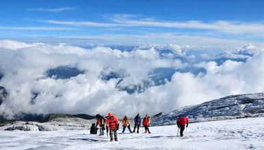 哈巴雪山 全年一比一协作  代办登顶证(4日行程)