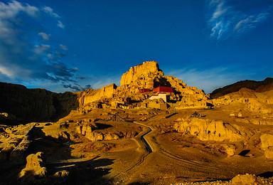 越往西越西藏 阿里南线 冈仁波齐转山 古格王朝(10日行程)