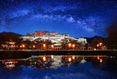 川越西藏318最美景观大道 稻城亚丁进藏经典越野车之行(10日行程)