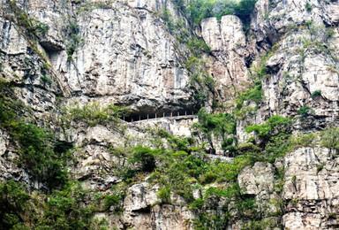 0525周末  大渡河畔 悬崖之上的古路村(2日行程)