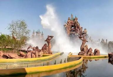 特惠 方特游乐园 一价全含车费 游乐园通票 让我们一起欢乐吧(1日行程)