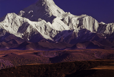 雪域探索 蜀山之王 贡嘎雪山全线穿越(6日行程)
