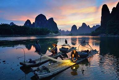 6月29日桂林资源八角寨 龙脊梯田 漓江风光摄影创作团(8日行程)
